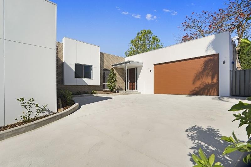 Roddy Constructions architectural development